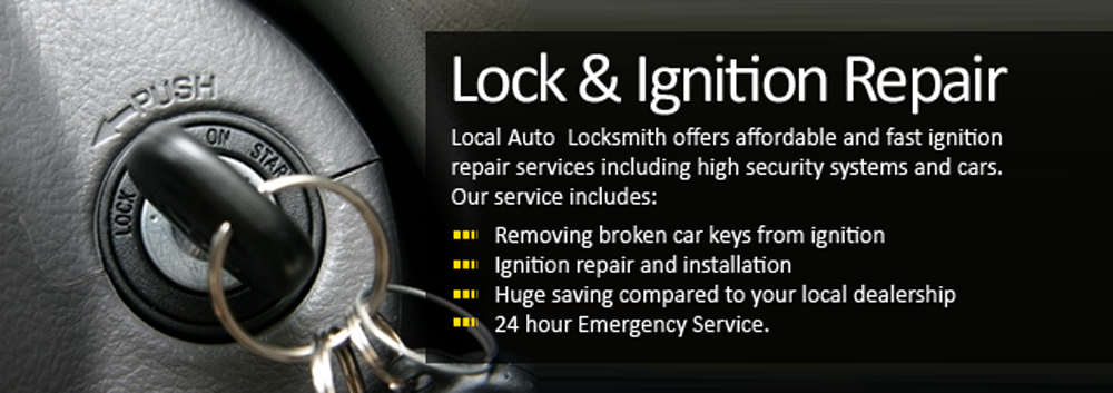 Lock & Ignition Repair Oxford